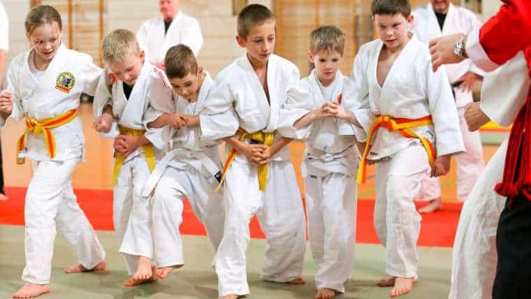 TOP5 najciekawszych dyscyplin sportu dla dzieci w wieku przedszkolnym