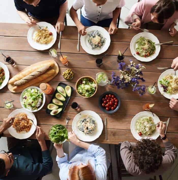 Zdrowe obiady dla całej rodziny, dzięki którym zrzucicie zbędne kilogramy