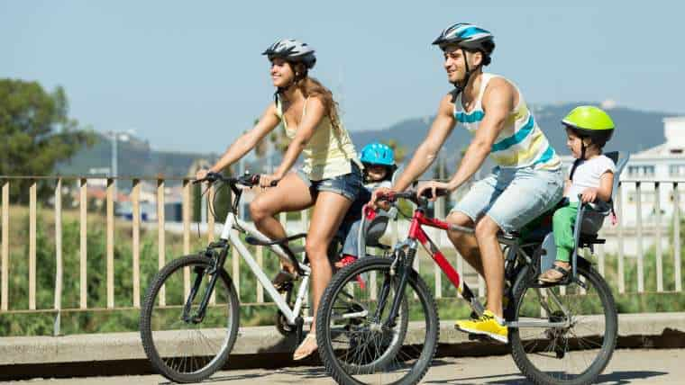Fotelik rowerowy dla dziecka – który sprawdzi się najlepiej?