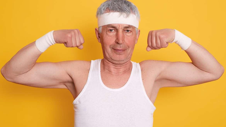 Czy starsze mięśnie potrzebują suplementacji BCAA?