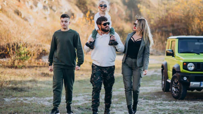 Trekking w rodzinnym gronie – jak się do niego przygotować?