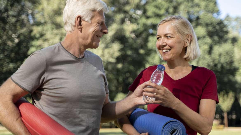 Jak zachęcić zaawansowanego wiekiem rodzica do regularnej aktywności fizycznej?