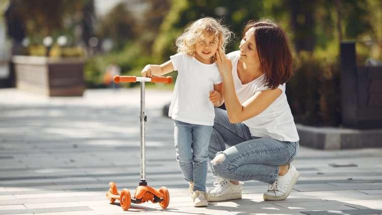 Aktywna wiosna z dzieckiem – skorzystaj z niezawodnych inspiracji!
