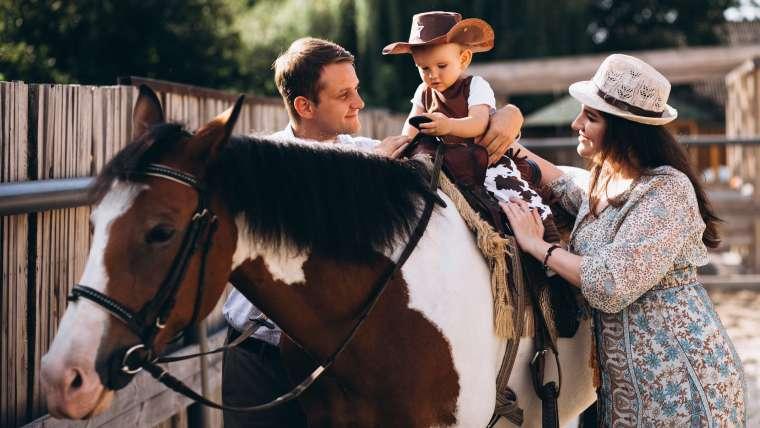 Jazda konna dla dzieci – kiedy warto zapisać pociechę na zajęcia jeździeckie?