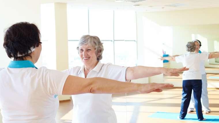 Aktywność fizyczna seniora a ogólna kondycja organizmu, czyli czym jest gerontoprofilaktyka