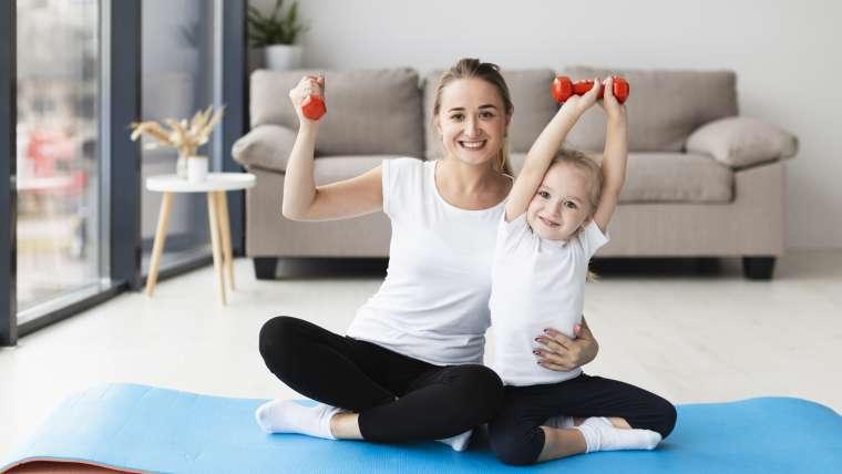 Akcesoria ułatwiające trening w domu