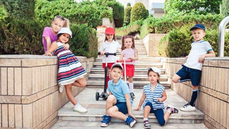 Lato w Mieście 2021 – aktywne wakacje dla dzieci i młodzieży