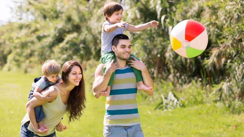 Sport w gronie najbliższych. Kolejne imprezy dla aktywnych rodzin!
