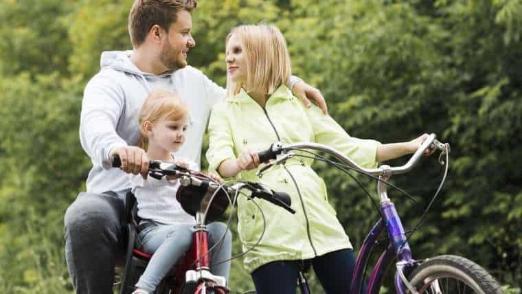 Rodzinna wycieczka rowerowa – jak ją zorganizować?