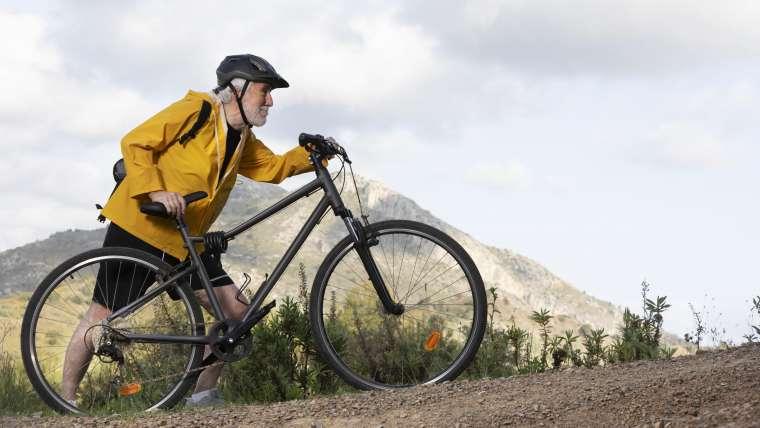 Rower dla seniora – które parametry mają kluczowe znaczenie?