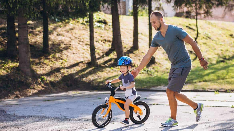 Jak szybko i skutecznie nauczyć dziecko jazdy na rowerze?