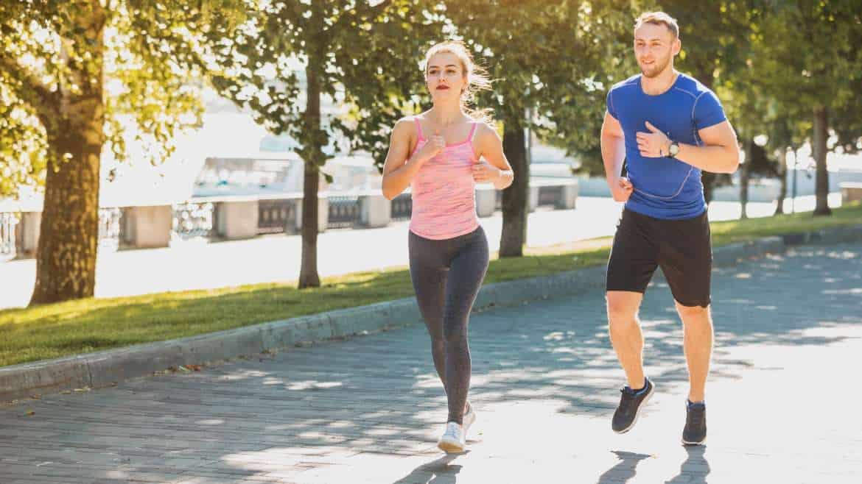 Wzajemna motywacja, wspólna satysfakcja – warto biegać w duecie!