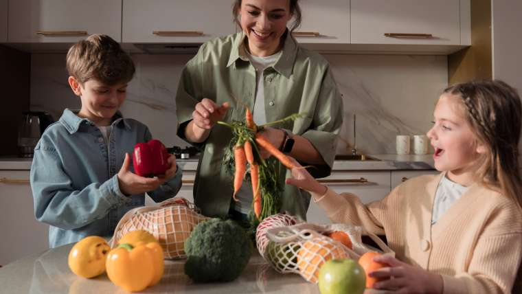 5 zdrowych warzyw, za którymi nie przepadają dzieci